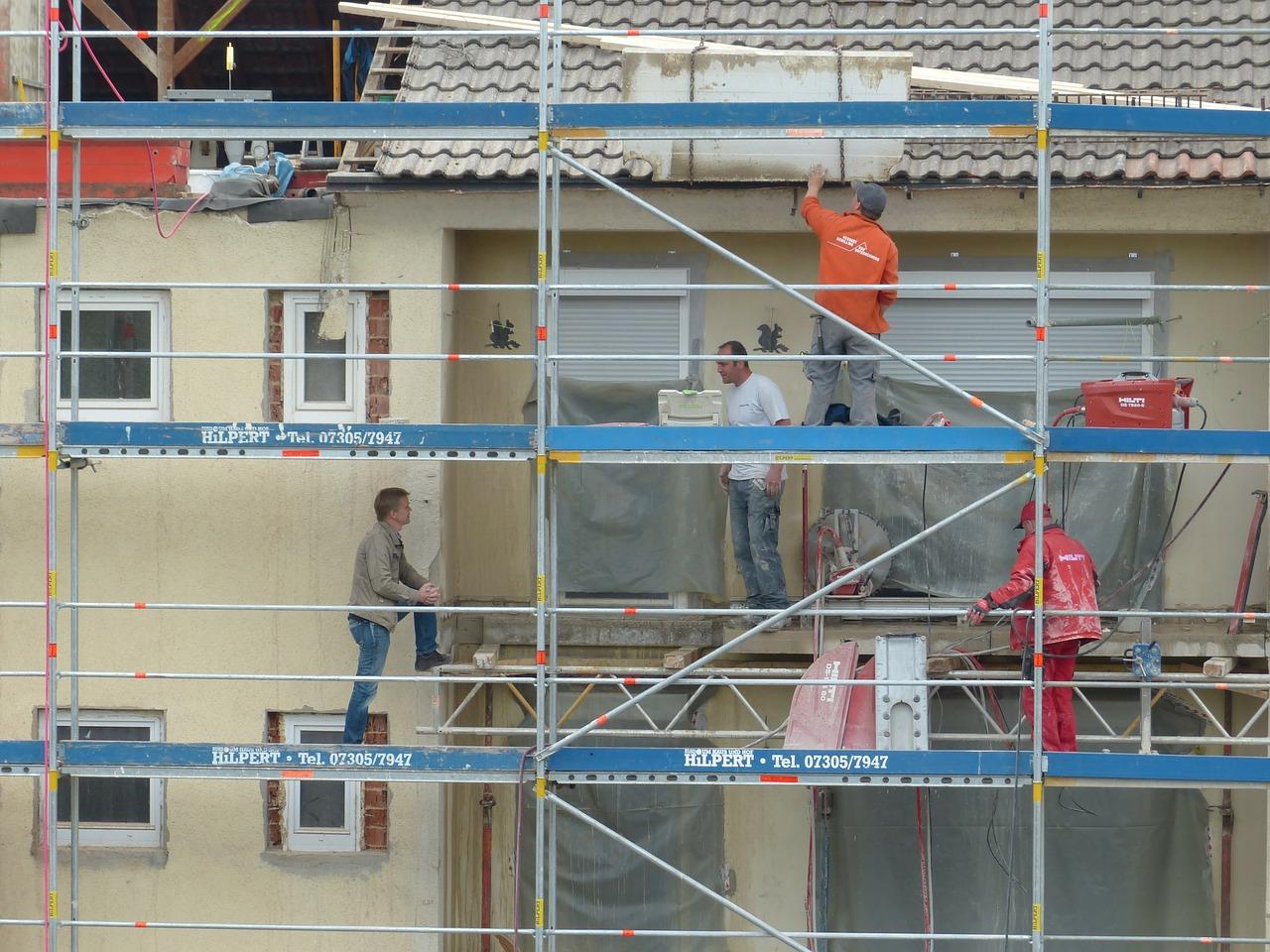 Les avantages d'un ravalement de façade par un professionnel