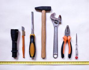 Un bon artisan a de bons outils !
